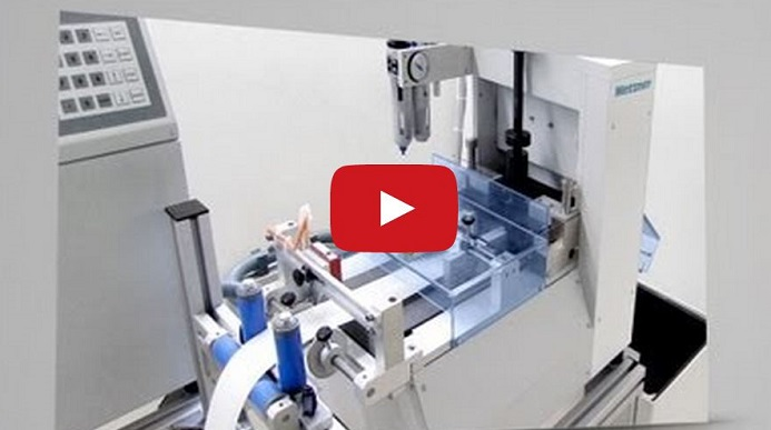Machine de coupe ST-OB Vario Technologies