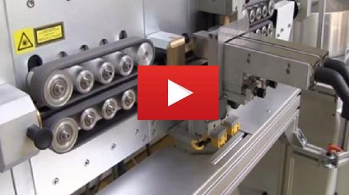 Coupe et dénudage du câble : Machines Metzner
