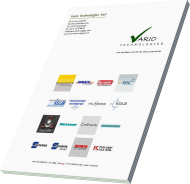 Vario Technologies catalogue produits