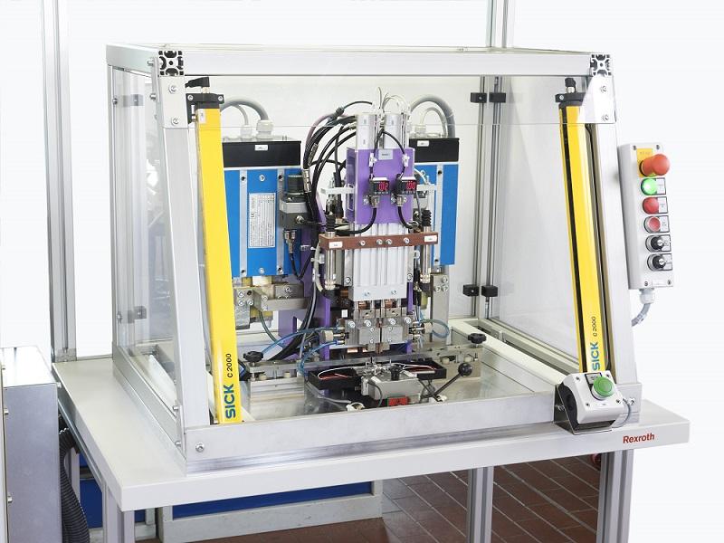 soudure electromecanique - MSK06