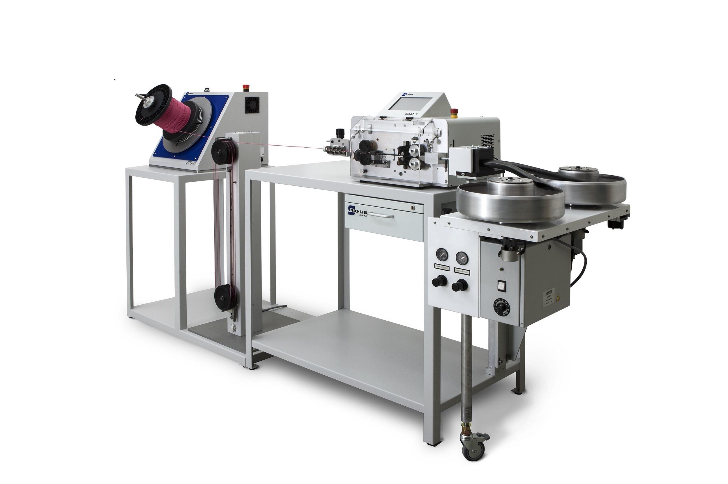 Machine de coupe denudage SAM1
